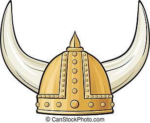 北歐海盜頭盔