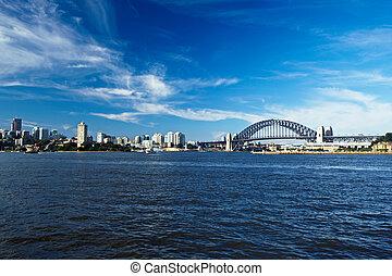 北, シドニー