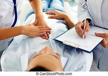 医学的治療