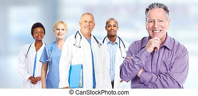 医学, グループ, doctors.