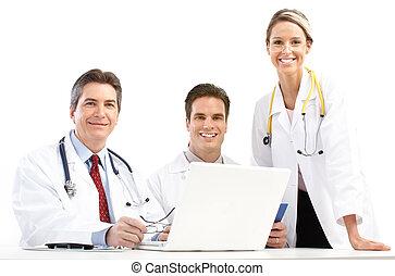医学, 医生