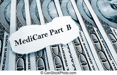 医療保障, 部分, b, お金