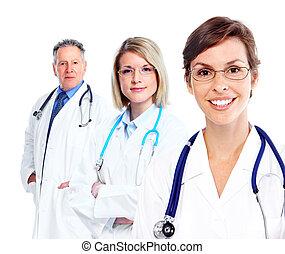 医者。, 家族