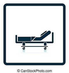 医院床, 图标