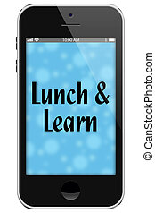 午餐, 學習