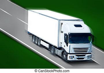 半 トラック