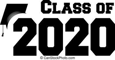 卒業のクラス, 2020