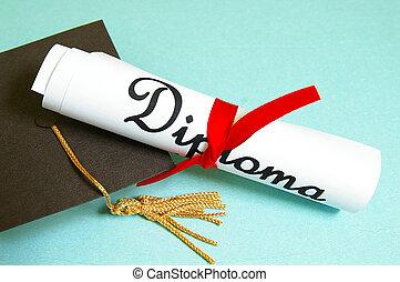 卒業式帽子