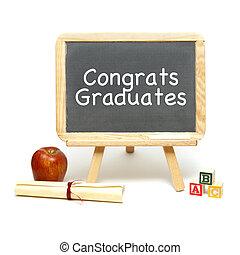 卒業生, congrats