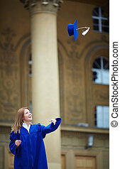卒業, 喜び
