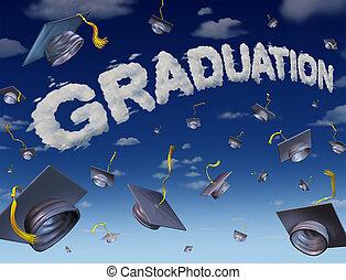 卒業, 祝福