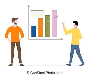 協力, ビジネス 人々, ミーティング, ブレーンストーミング