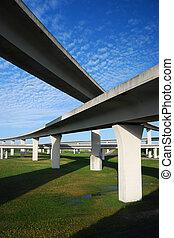 南佛羅里達州, 高速公路