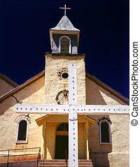 南西, ニューメキシコ, カトリック教, 代表団教会, そして, 交差点