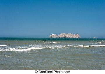 南, リマ, ペルー, 太平洋