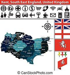 南, 東, イギリス\, イギリス, ケント