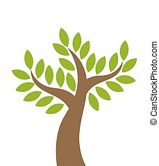 単純である, ベクトル, 木