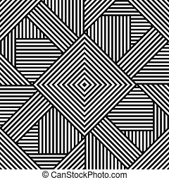 単純である, 抽象的, しまのある背景, 幾何学的