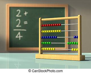 単純である, 数学