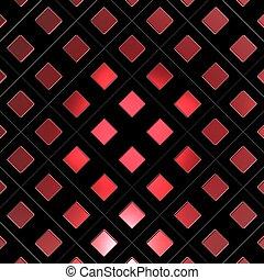 単純である, rhombs, 3d, 背景, レンダリング