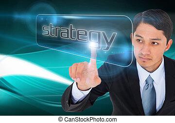 単語, 作戦, 指すこと, ビジネスマン