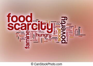 単語, 背景, 食物, 抽象的, 不足, 雲