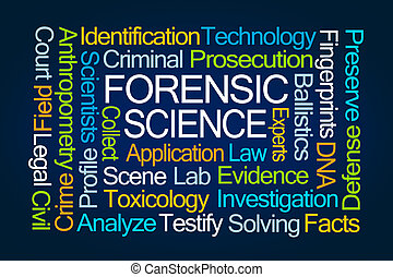 単語, 雲, 科学, 法廷