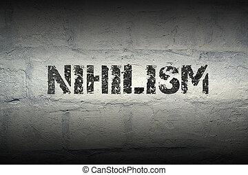 単語, gr, nihilism