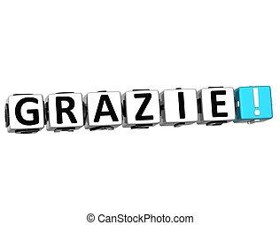 ∥, 単語, grazie, -, ありがとう, 中に, 多数, 別, languages.