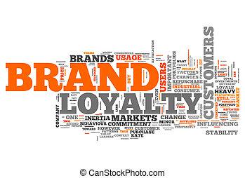 """単語, loyalty"""", 雲, """"brand"""