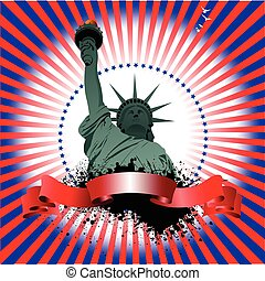 単, 独立, 第4, 日, 7月, %u2013