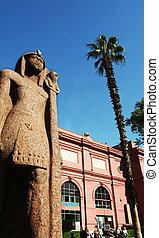博物館, エジプト人