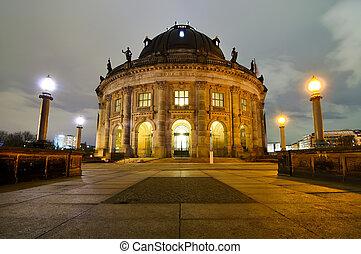 博物館, bode, ベルリン