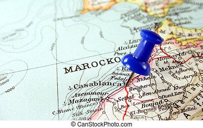 卡萨布兰卡, 摩洛哥