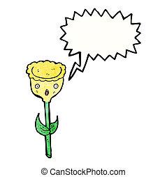 卡通, 郁金香, 花