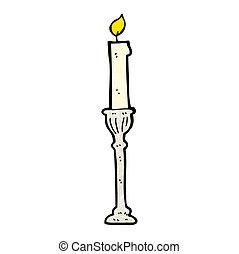 卡通, candlestick