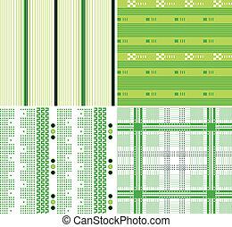 印刷, パターン, 幾何学的, seamless