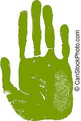 印刷, 権利, 人, 手