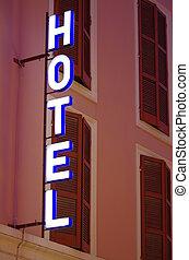 印, ホテル