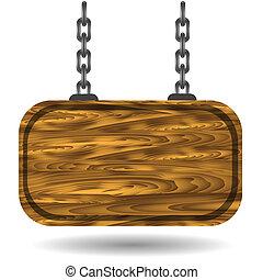 印, 木製である