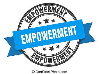 印。, empowerment, label., 切手, empowermentround, バンド
