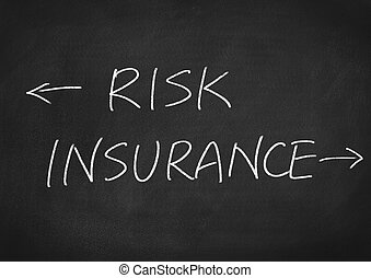 危険, 保険