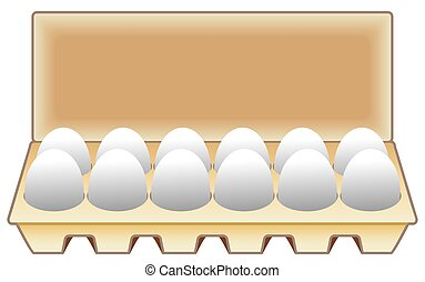 卵, ダース