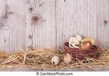 卵, 木, イースター