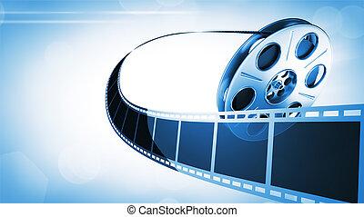 卷起, 電影, 背景