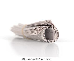 卷, nnewspaper
