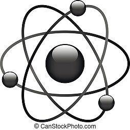 原子, 图标
