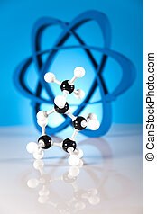 原子, 生化学