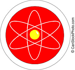 原子, 符號。, vector.