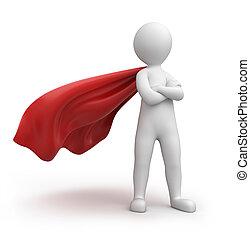 厳密, スーパーマン
